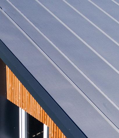 Couverture et toiture zinc