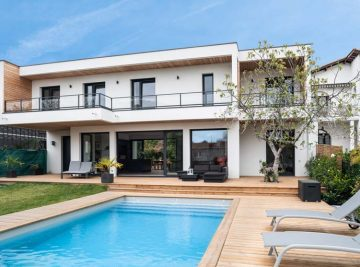 Maison neuve à Caudéran